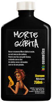 Shampoo Morte Súbita Líquido 250ml - Lola Cosmétics