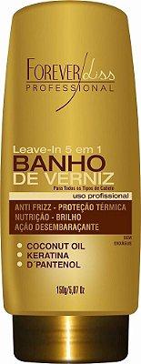 Leave-in Banho de Verniz 5 em 1 150ml- Forever Liss