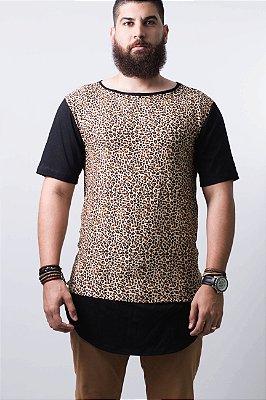 camiseta oversized africa