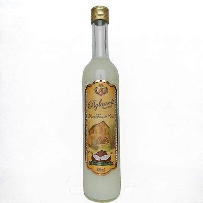 Licor de Côco. Bebida Alcoolica Artesanal Bylaard - 500ml