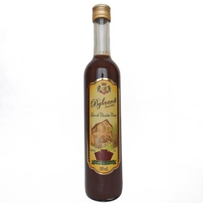 Licor de Chocolate. Bebida Alcoolica Artesanal Bylaard - 500ml