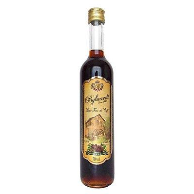 Licor de Café. Bebida Alcoolica Artesanal Bylaard - 500ml
