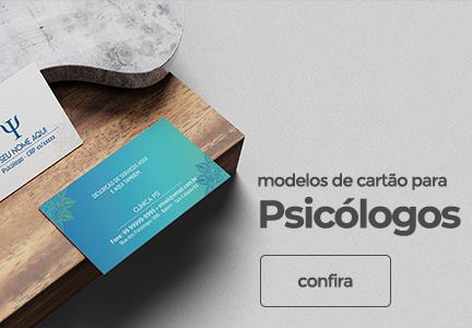 Cartão Psicólogo