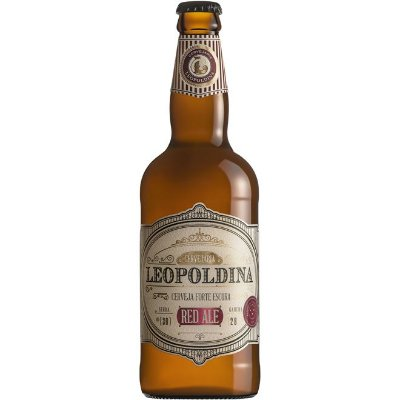 Red Ale - 500 ml - Leopoldina