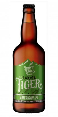 Lakota Tiger - American IPA - 500 ml - Jimmy Eagle