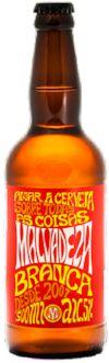 Branca - Witbier - 500 ml - Malvadeza