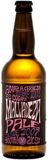 Pale Ale - 500 ml - Malvadeza