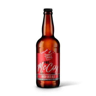 Foy McCoy - Red Ale - 500 ml - Jimmy Eagle