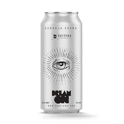 Dream On - New England APA - Guitera Brewers - 473 ml