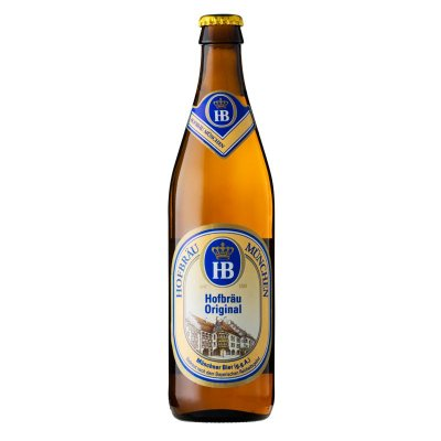 Hofbrau Original - Helles - 500 ml
