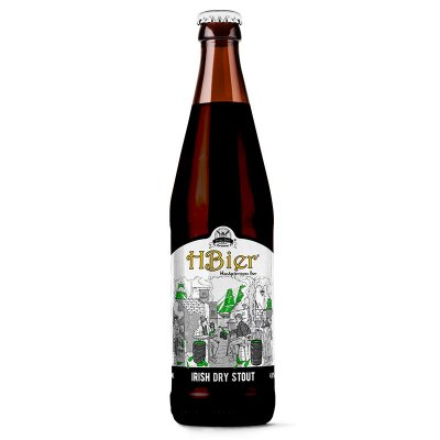 Irish Dry Stout - 500 ml - Hbier