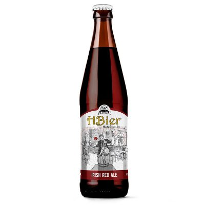 Irish Red Ale - 500 ml - Hbier