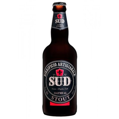 Oatmeal Stout - 500 ml - Sud