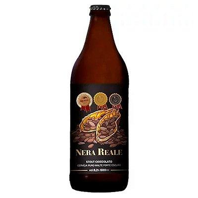 Nera Reale - Stout - 600 ml - Irmãos Ferraro