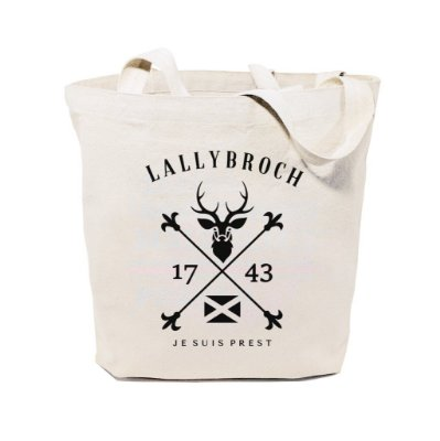 Ecobag Lallybroch 1743