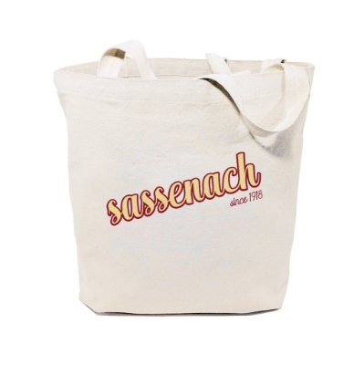 Ecobag Sassenach