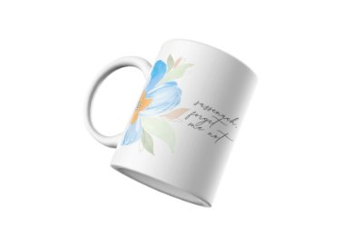 Caneca Forget Me Not