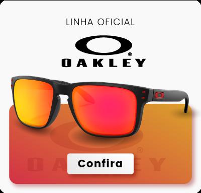 Oakley – Novos Mini Banners
