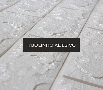 Tijolinho Adesivo Novo