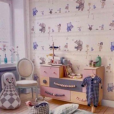 PAPEL DE PAREDE INFANTIL 004-391301