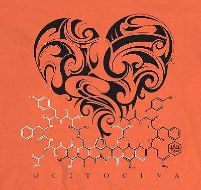 Camiseta Ocitocina Feminino