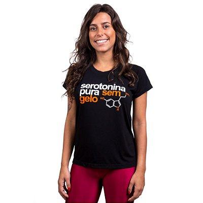 Camiseta Serotonina Feminina