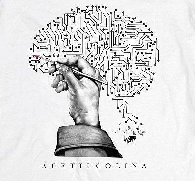 Camiseta Acetilcolina Masculina