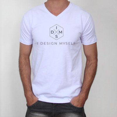 Camiseta I Design Myself Masculina