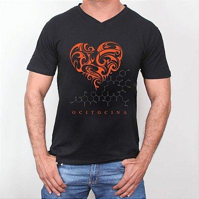 Camiseta Ocitocina Masculina