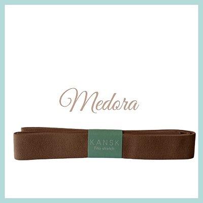 Fita stretch para sapatilha de ballet (Cor de pele Clara-Medora)