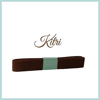 Fita stretch para sapatilha de ballet (Cor de pele Escura-Kitri)