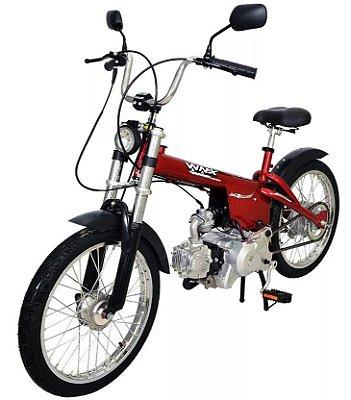 Bikelete Bicicleta Motorizada WMX Sport 4 Tempos