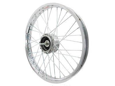 Roda Aro 17 Traseira Mobilete Bikelete Monark Caloi