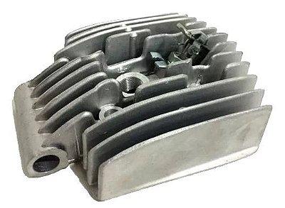 Cabeçote 75cc Mobilete Preparado Competição C/ Descompressor