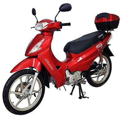 Moto Jonny Hype 125cc Zero Km  - Somente Retirada