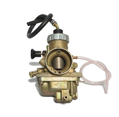 Carburador Completo Rd135 Adaptável Mobilete De Competição