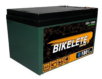 Bateria Ciclo Profundo 12v 12ah para Bicicleta Original