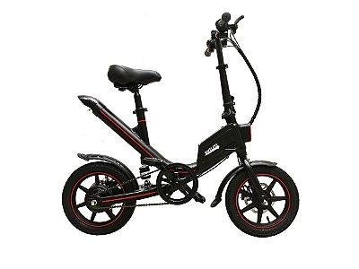 Bicicleta Elétrica E-Bike  Bikelete 350w Aro 14
