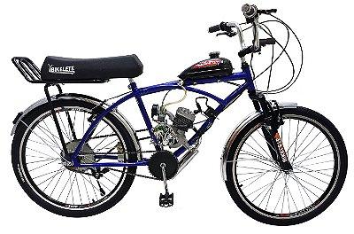 Bicicleta Motorizada Caiçara XR com Suspensão Motor 80cc - Bikelete