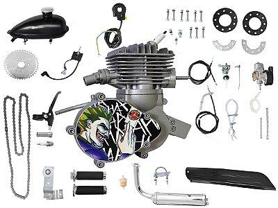 Kit Motor Moskito 100cc para Bicicleta