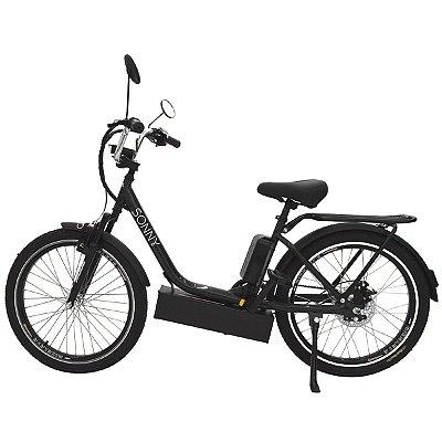 Bicicleta Elétrica Sonny Farol de LED