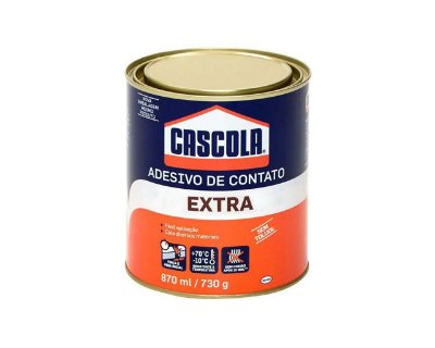 Adesivo de Contato Cascola Extra sem Toluol 730g - Henkel