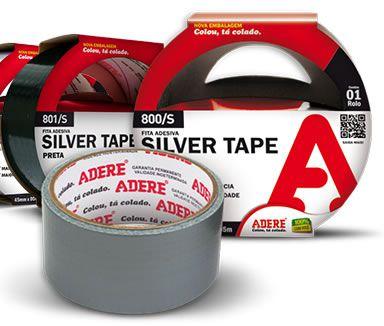 Fita Adesiva Multiuso Tape em Polietileno com Tecido 48mm x 5m