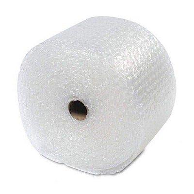 Plástico Bolha 40cm x 100m
