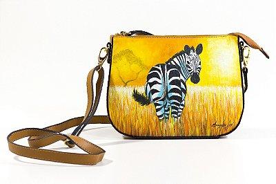 Bolsa AANIS Arte Mini Zebra Mel