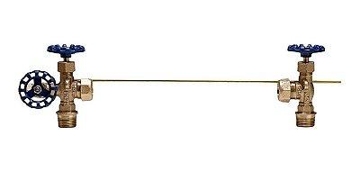 """Indicador de Nível Bronze 1/2"""" - Fig. 081"""