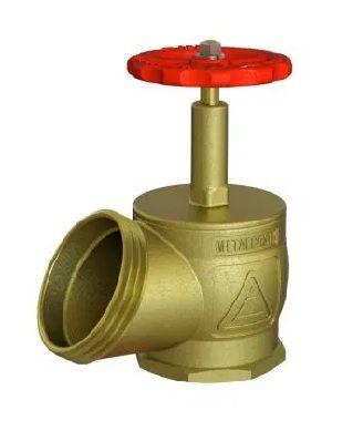 Válvula Globo 45 graus p/incêndio pn-10 predial 2.1/2''