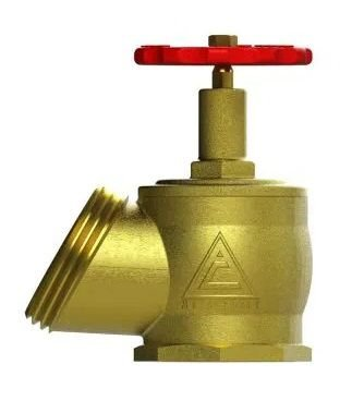 Válvula Globo 45 graus p/incêndio pn-16 industrial 2.1/2''1