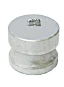Tampão alumínio mt -DP 1.1/2''