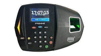 Relógio de ponto biométrico Homologado portaria 373 com software completo de cálculos de horas